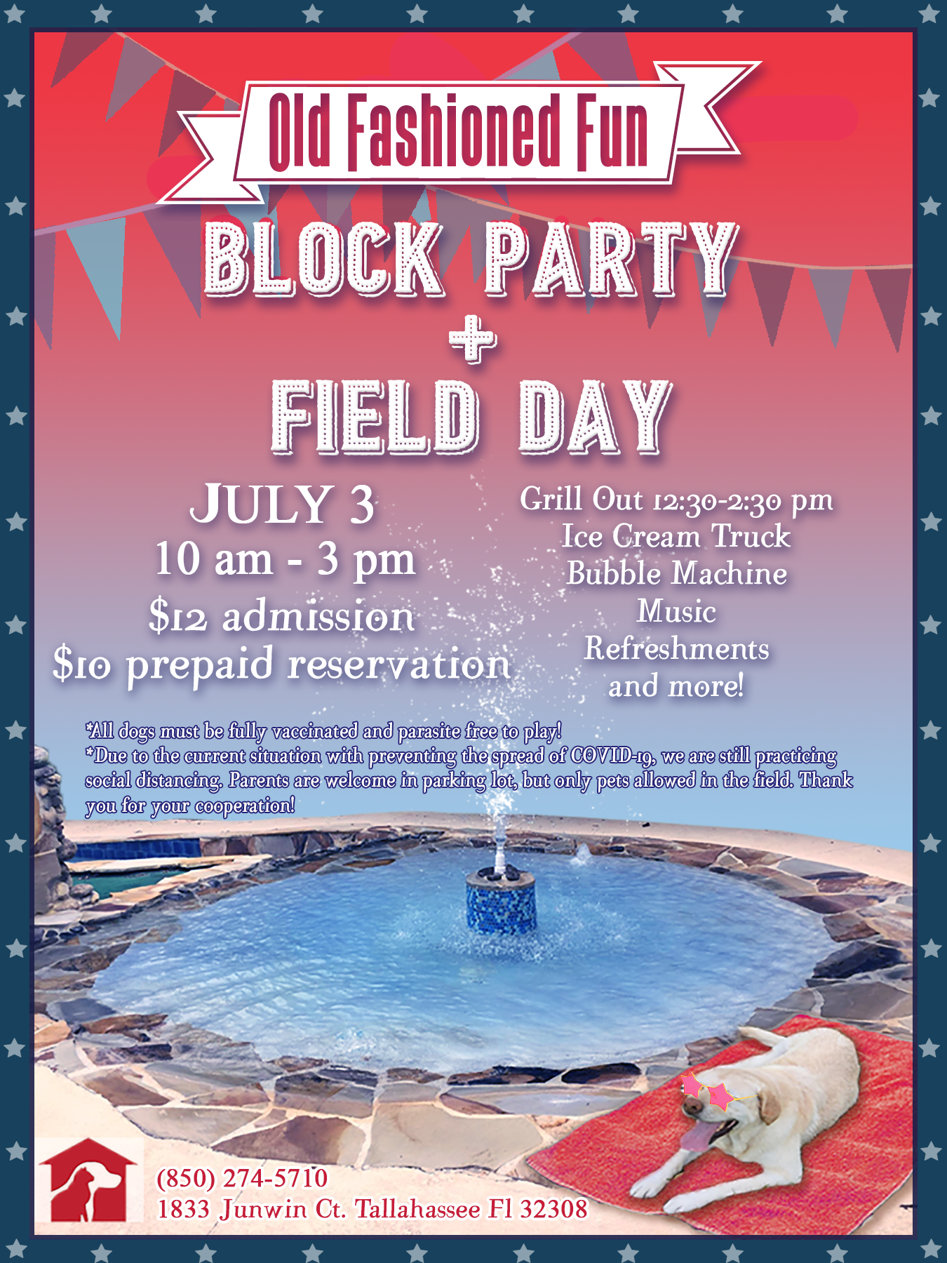 Block Party + Field Day